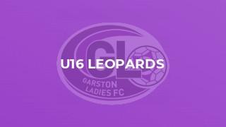 U16 Leopards