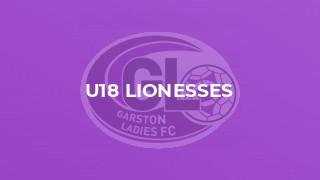 U18 Lionesses