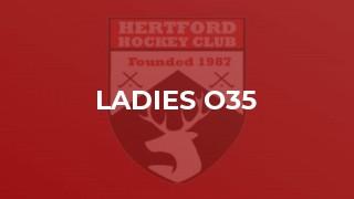 Ladies O35
