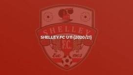 Shelley FC U11 (2020/21)