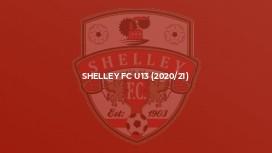 Shelley FC U13 (2020/21)