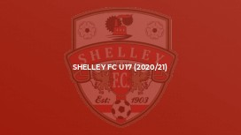Shelley FC U17 (2020/21)
