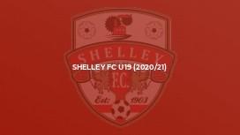 Shelley FC U19 (2020/21)