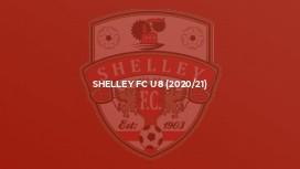 Shelley FC U8 (2020/21)