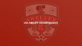 U12 Ability Counts(20/21)