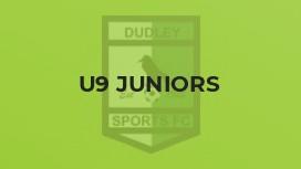 U9 Juniors