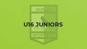 U16 Juniors v PS West