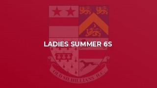 Ladies Summer 6s