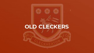 Old Cleckers