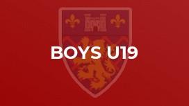 Boys U19