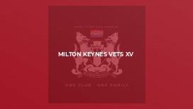 Milton Keynes Vets XV