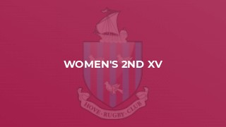Women's 2nd XV