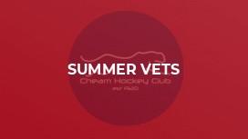Summer Vets