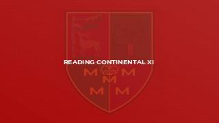 Reading Continental XI