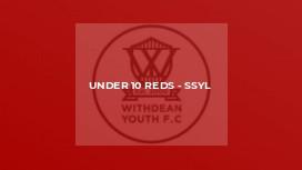 Under 10 Reds - SSYL