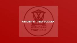 Under 11 - Mid Sussex