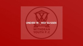 Under 18 - Mid Sussex