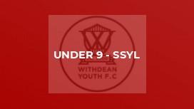 Under 9 - SSYL