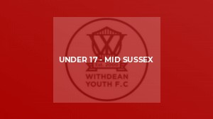 Hawks Youth Withdean Under 12's 3 Seaford Town Youth 1