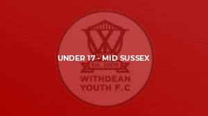 Hawks Youth Withdean Under 12's 4 Lancing Rangers Select 1