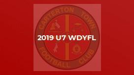 2019 U7 WDYFL