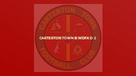 Carterton Town B WDFA D 2