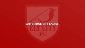 Cambridge City Ladies