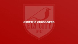 Under 10 Crusaders