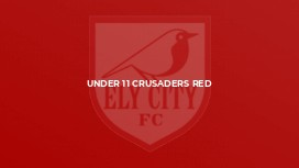 Under 11 Crusaders Red