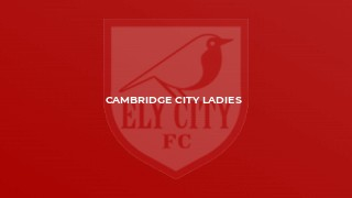 Cambridge City Ladies