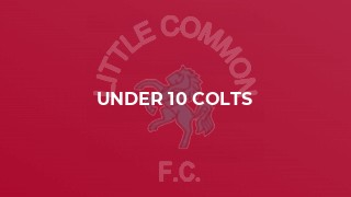 Under 10 Colts