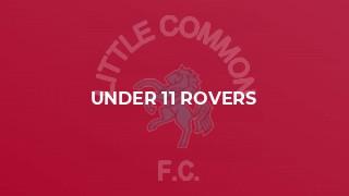 Under 11 Rovers