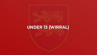 Under 13 (Wirral)