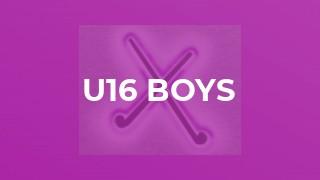 U16 Boys