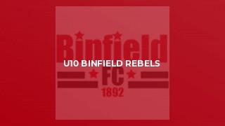 U10 Binfield Rebels