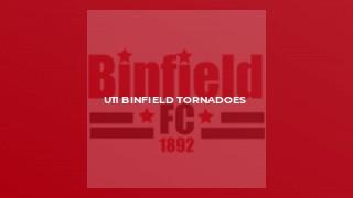 U11 Binfield Tornadoes
