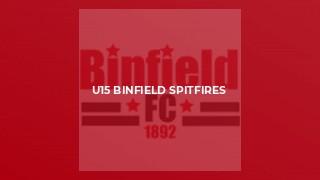 U15 Binfield Spitfires