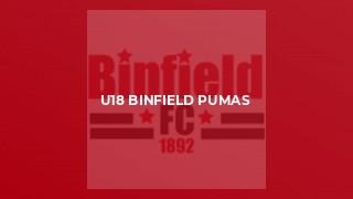 U18 Binfield Pumas