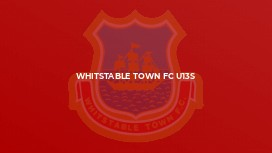 Whitstable Town FC U13s