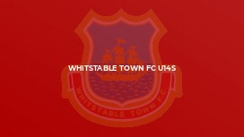 Whitstable Town FC U14s