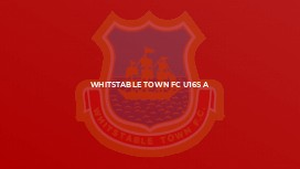 Whitstable Town FC U16s A