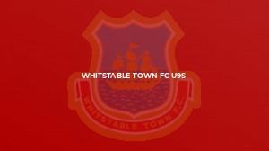 Whitstable Town U9's v St Margaret's