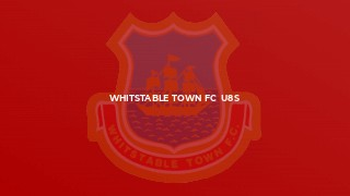 Whitstable Town FC  U8s