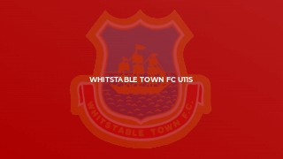 Whitstable Town FC U11s
