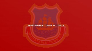 Whitstable Town FC U11s A