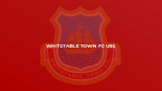 Whitstable Town U9s v Thanet United