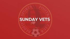 Sunday Vets