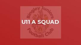 U11 A Squad