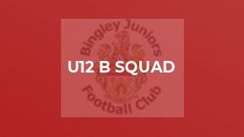U12 B Squad