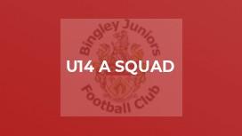 U14 A Squad
